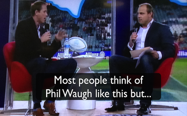 Can Phil Waugh do it all?