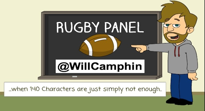 The new Rugby Panel in Town!