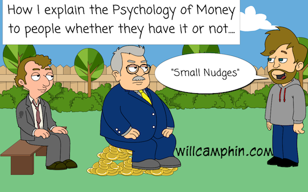 How to explain the psychology of money
