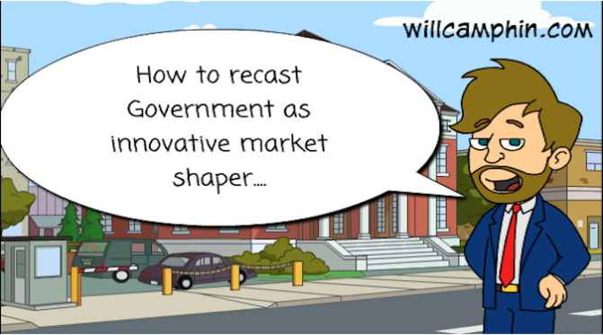 Rethinking the Government as Market Shaper