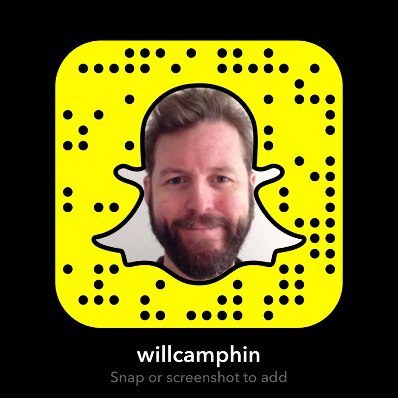 Will Camphin SnapCode